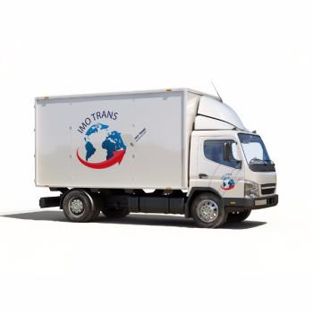 Iveco Daily 35C20 - 20m3